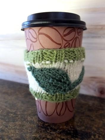 Coffee/Tea Cozy, Wool & Acrylic Blend