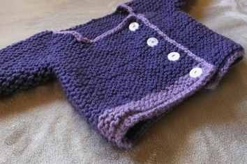 Baby sweater-Original Design