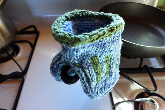 Pot holder, 100% Cotton