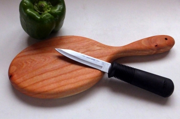 New Mexico Salt Cedar Cutting board by Noah Hughes