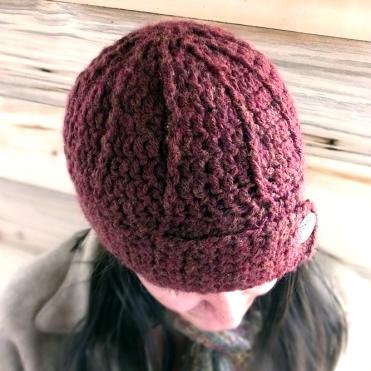 Boulder fall hat