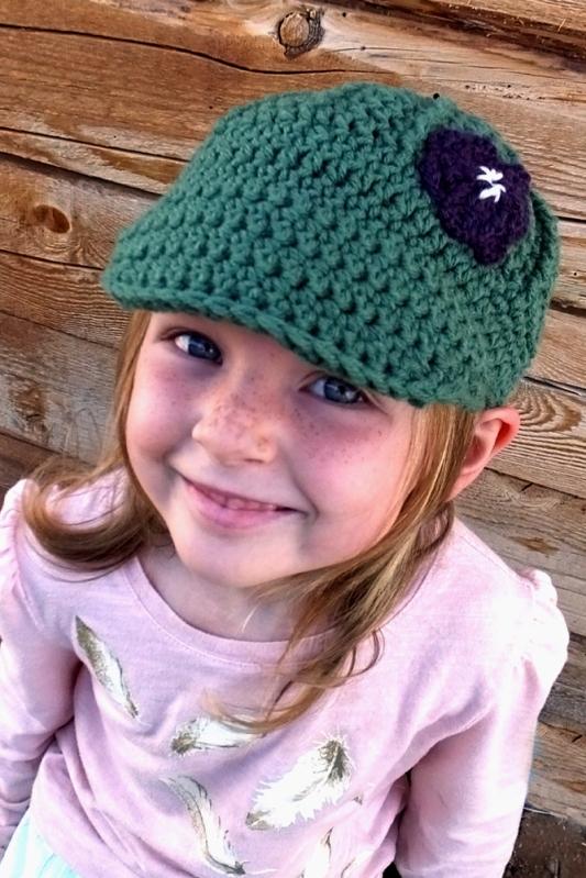 Cute Newsboys hat