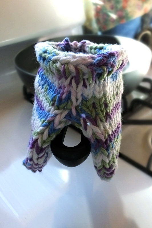 Multicolor Pot Holder 4