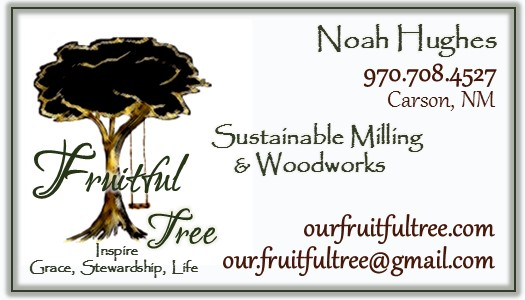 Fruitful Tree Business Card-Carson