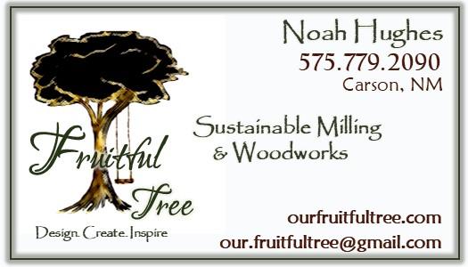 Fruitful Tree Business Card-Carson 2021